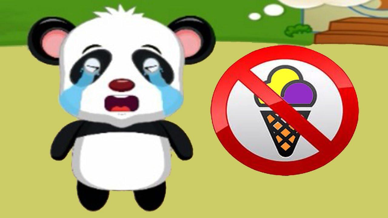 Feelings clipart game Feelings feelings Panda Baby crying