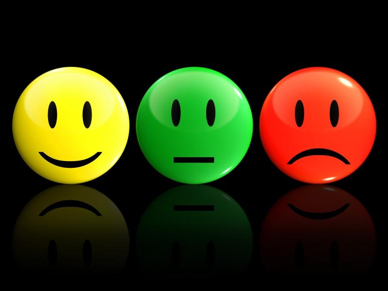 "Feelings clipart happy sad face Magazine  Free SAD"" Clip"