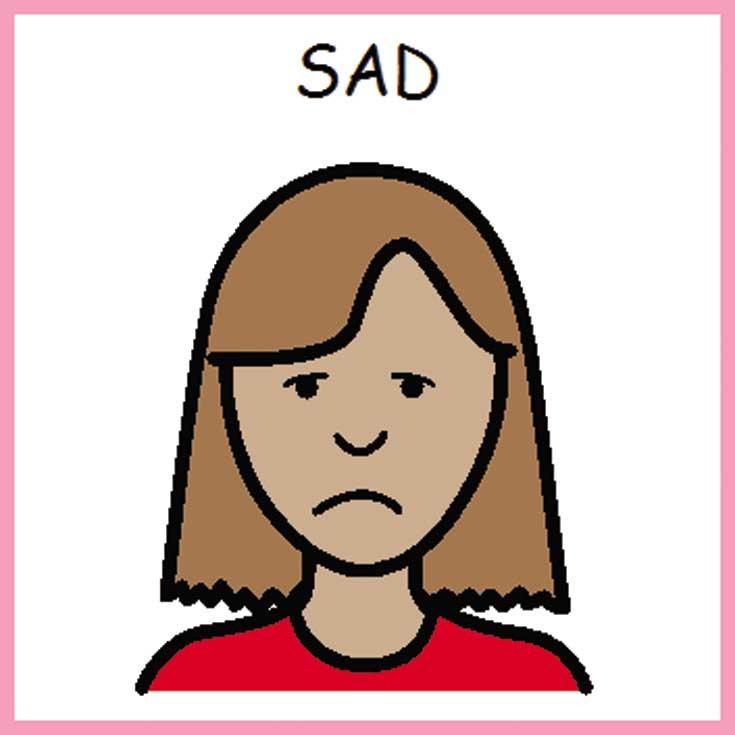 Feelings clipart happy sad face Come Clip Pictures Lingua Faces