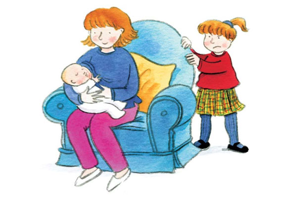 Feelings clipart jealous « Childhood birth Sibling Understanding