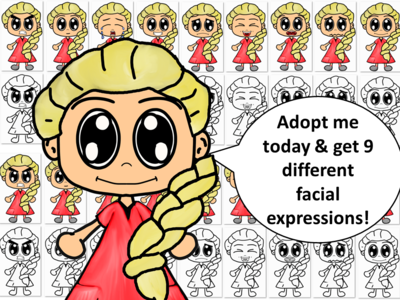 Expression clipart Clip Feelings Feelings and Girl