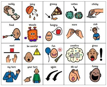 Feelings clipart pecs Cards following Printable Tools activities