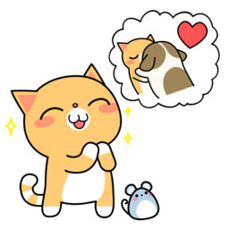 Feelings clipart pleased Love Story Limited Pup's Tencent