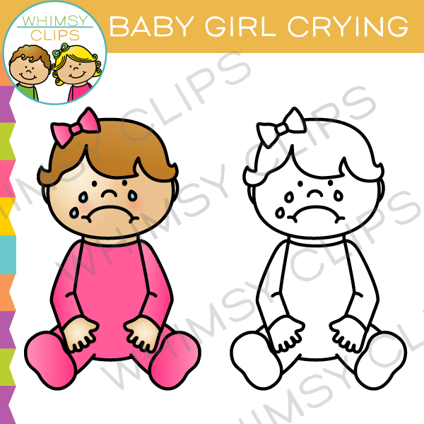 Feelings clipart pleased Girl Crying Whimsy Clips Art