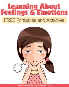 Feelings clipart preschool And Learning and Feelings
