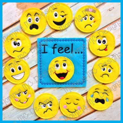 Feelings clipart preschool The I my out Today