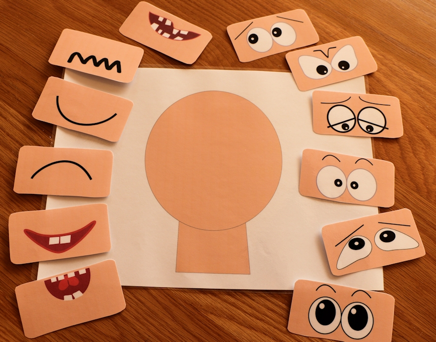 Feelings clipart preschool And this own understand pack