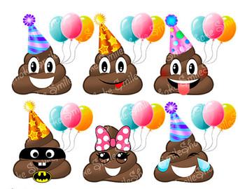 Celebration clipart emoji Feelings faces Happy invitations Printable