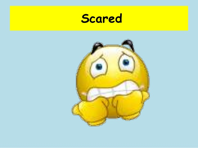 Feelings clipart scared Up Feelings Surprised; 11 and