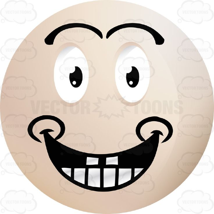 Feelings clipart straight face Dimples Emoticon With on Smileys