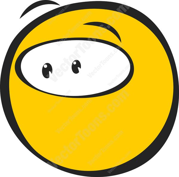Feelings clipart surprised Surprised Smily Eye Large And
