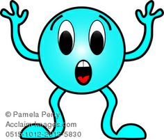 Feelings clipart surprised Funny Art Art Clip Creature