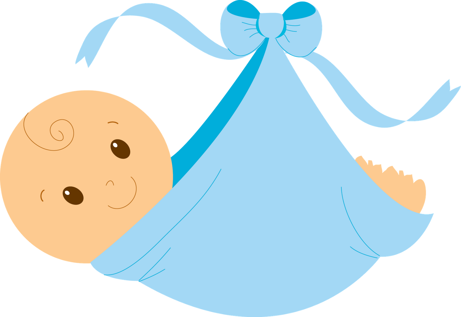 Bluebird clipart baby shower Baby shower boy Free Images
