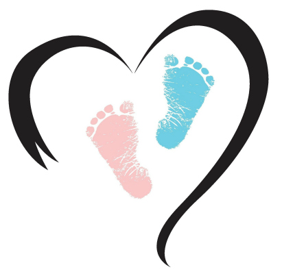 Feet clipart baby foot heart To is I but two