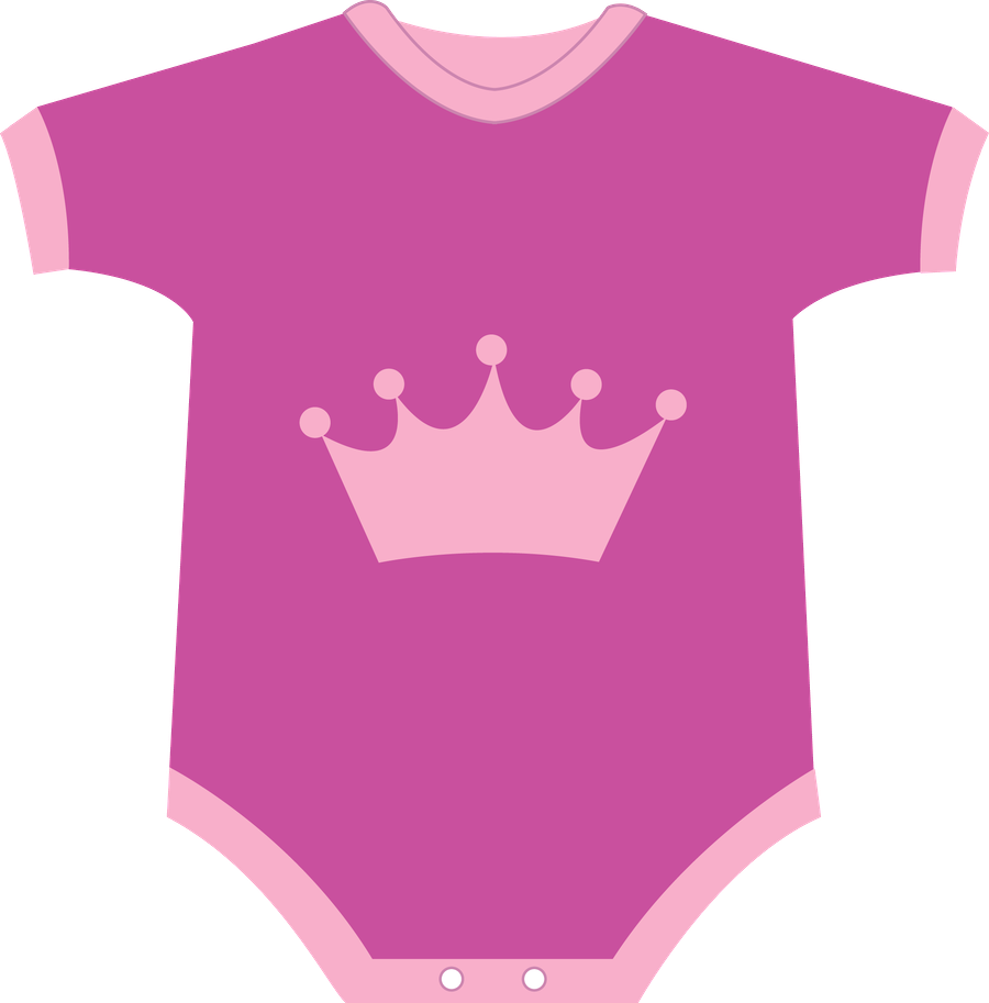 Pink Dress clipart kid cloth #4