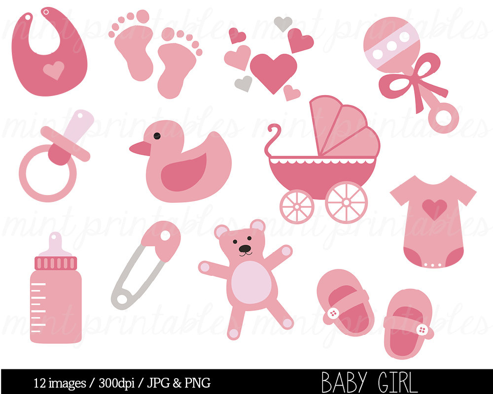 Feet clipart baby onsie Clipart Pregnant Etsy Clipart Shower