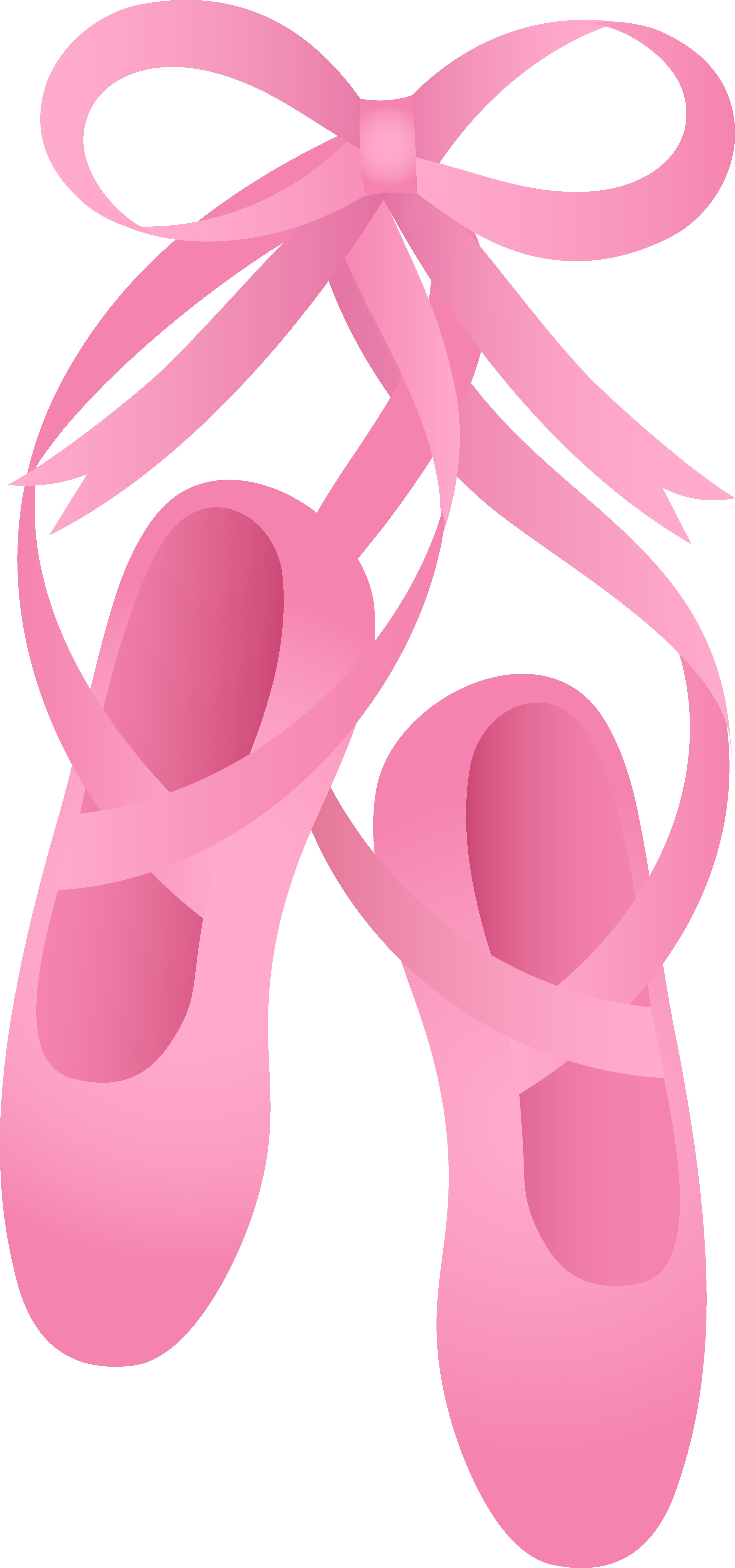 Ribbon clipart ballet #4