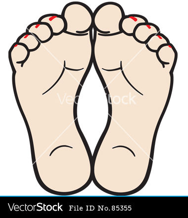 Color clipart foot Cart Feetsies Composite image Download