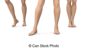 Feet clipart bare feet Bare Feet Photography vector Clipart