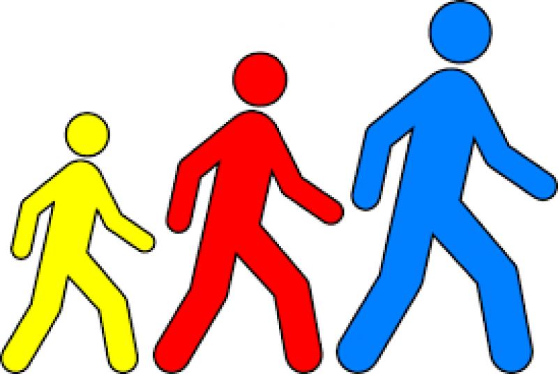 Feet clipart child walking Children clipart Walking Clipart Feet