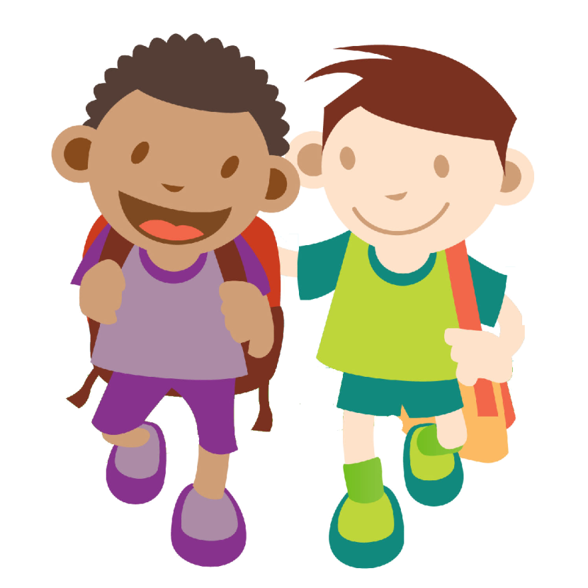 Feet clipart child walking Preschool Clip Walking Clip Feet
