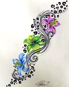 Feet clipart color design Tattoos 25+ Best ideas Tattoo
