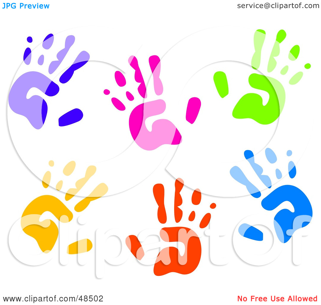 Handprint clipart together Clipart colorful%20feet%20clipart Colorful Clipart Panda