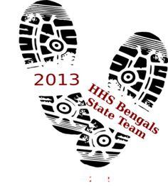 Feet clipart cross country Clip Running Art Cross