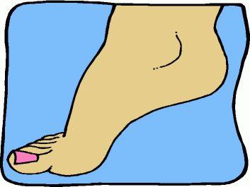 Heels clipart bottom foot Heathy Pinterest best Foot! images