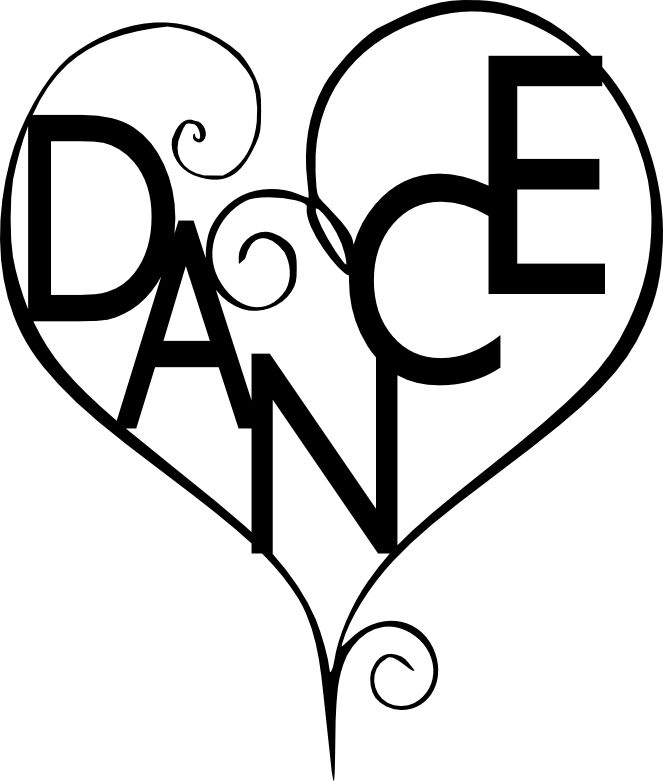 Ballet clipart lyrical dancer Jazz best Clip Silhouette Dance