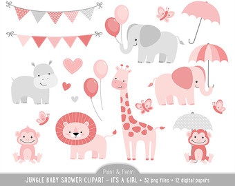 Feet clipart diaper party Etsy Clipart Animals Baby Shower