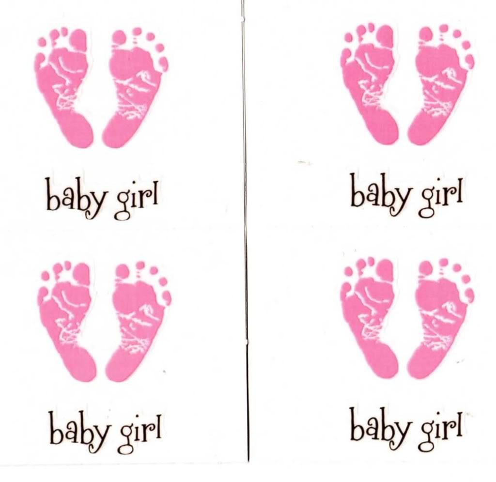 Feet clipart diaper party Ideas  Girl Foot Footprint