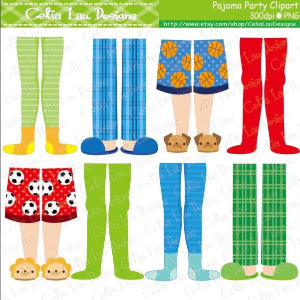 Feet clipart diaper party Boys Pajama Pajama Clipart clipart
