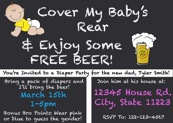 Feet clipart diaper party Pinterest by Diaper digifiles Invitation