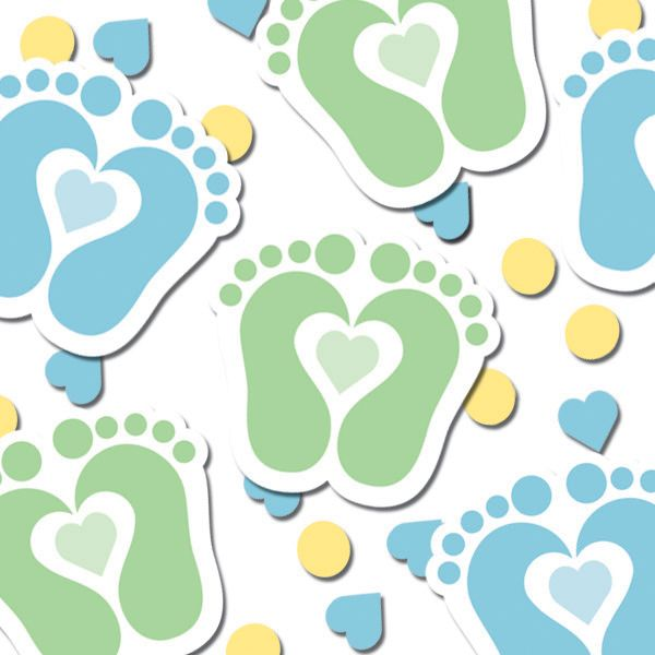 Feet clipart diaper party Toes  more this on