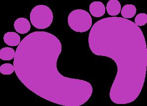 Feet clipart downloadable Purple Download Clipart Foot Clipart