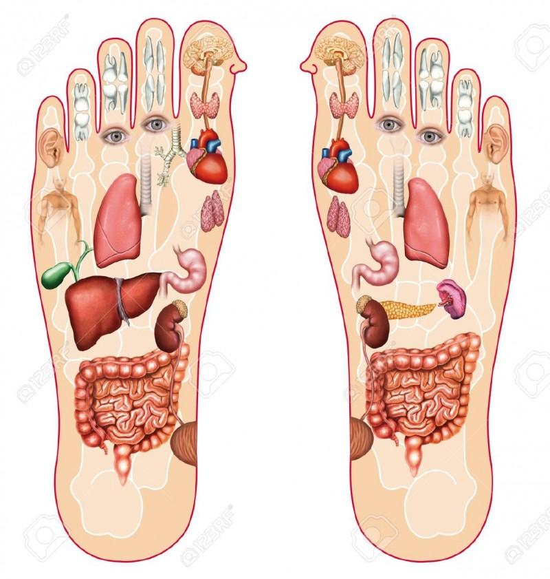 Feet clipart foot massage Health Boost to Sleeping Feet