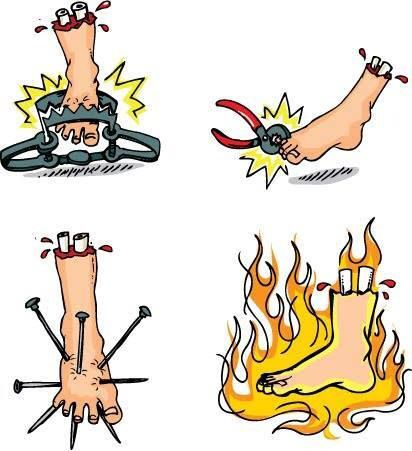 Feet clipart foot pain Feet back any with live