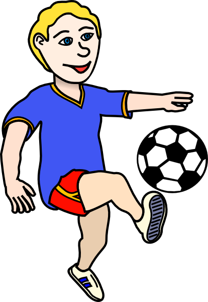 Receiver clipart rugby player Clipart football Clipart Cliparting player