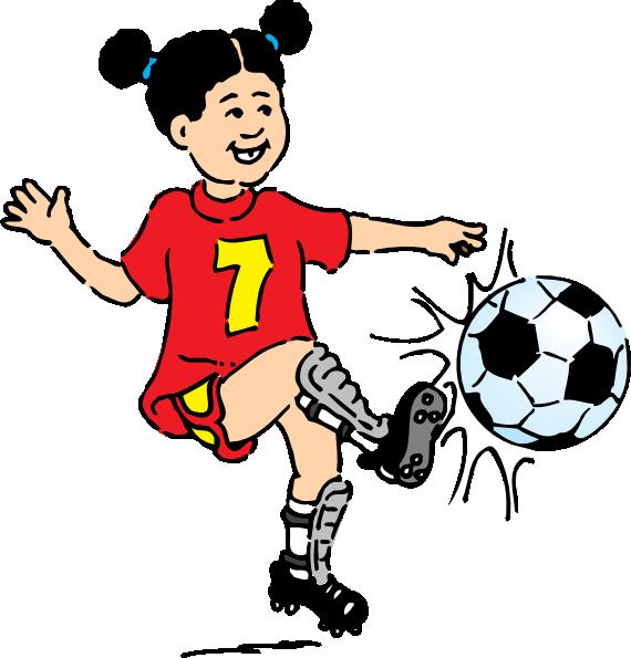 Football clipart kid football Kid Panda Football Clipart Images