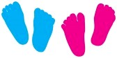 Feet clipart for kid Panda Free Walking Clipart Images