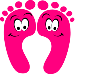 Feet clipart happy foot Image feet art clip free