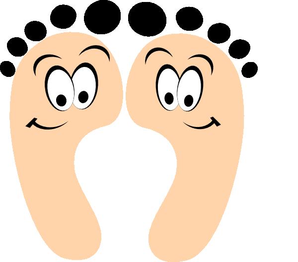 Feet clipart happy foot Download Free Art Clip Feet