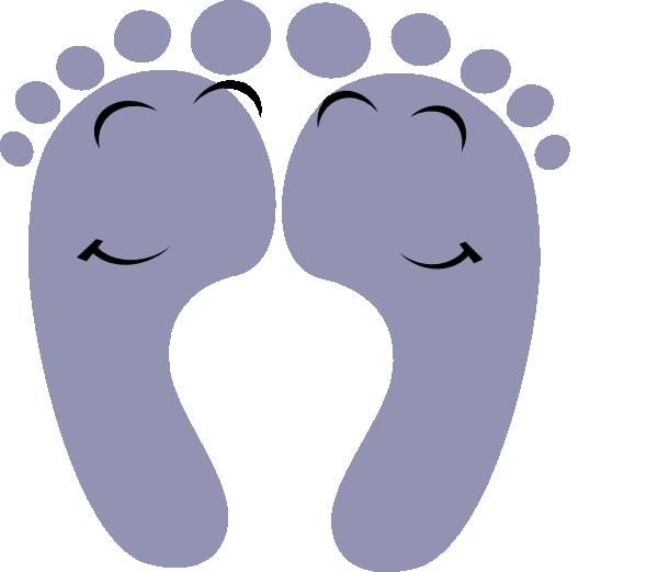 Feet clipart happy foot Clipart foot Happy art clip
