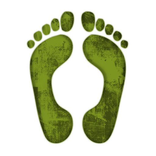 Feet clipart icon Icon Etc Icons and #063401