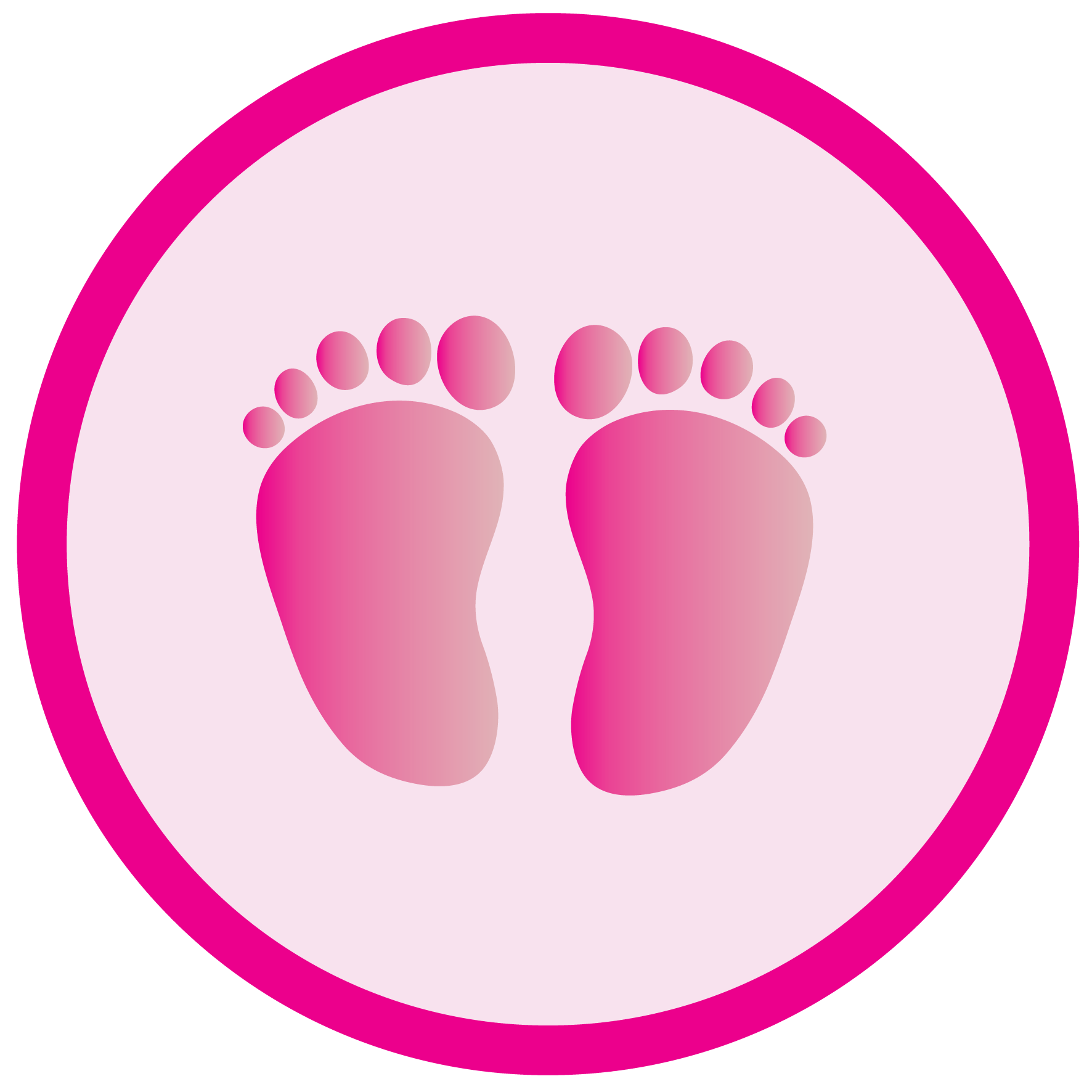 Pink clipart baby foot Clipart Baby Others Inspiration Clipart