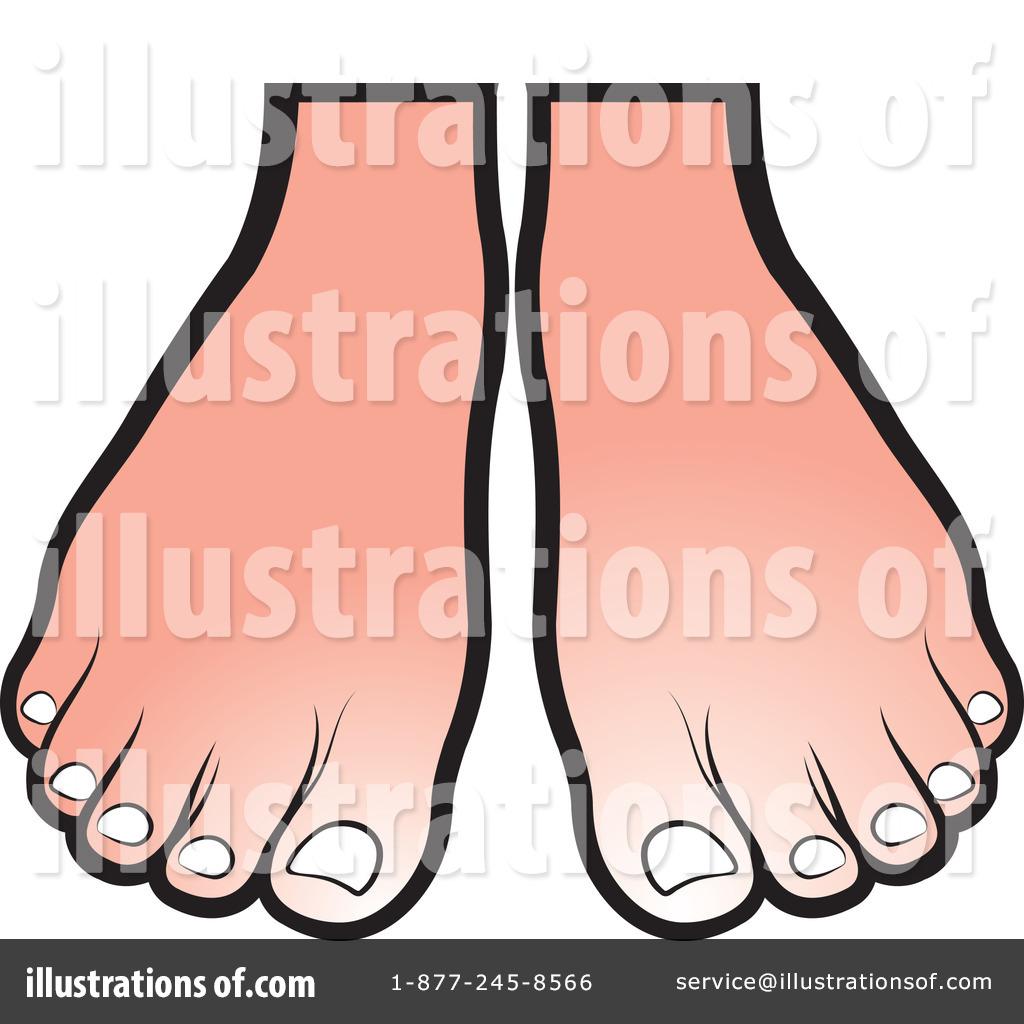 Feet clipart illustration Feet Illustration (RF) Perera by