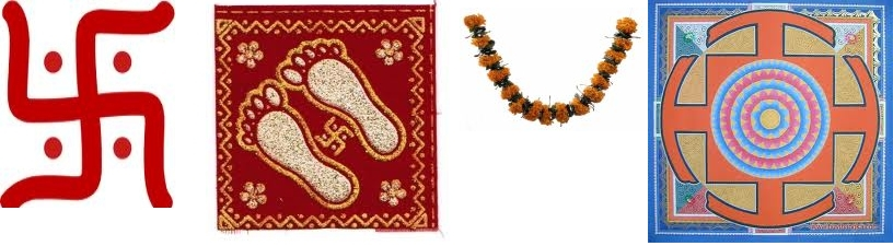 Feet clipart laxmi What main the traditional is