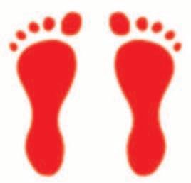 Feet clipart laxmi Significance Roznamcha of swastika and