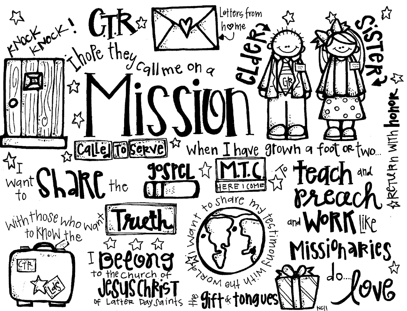 Warmth clipart june For Missionaries quotes quotes